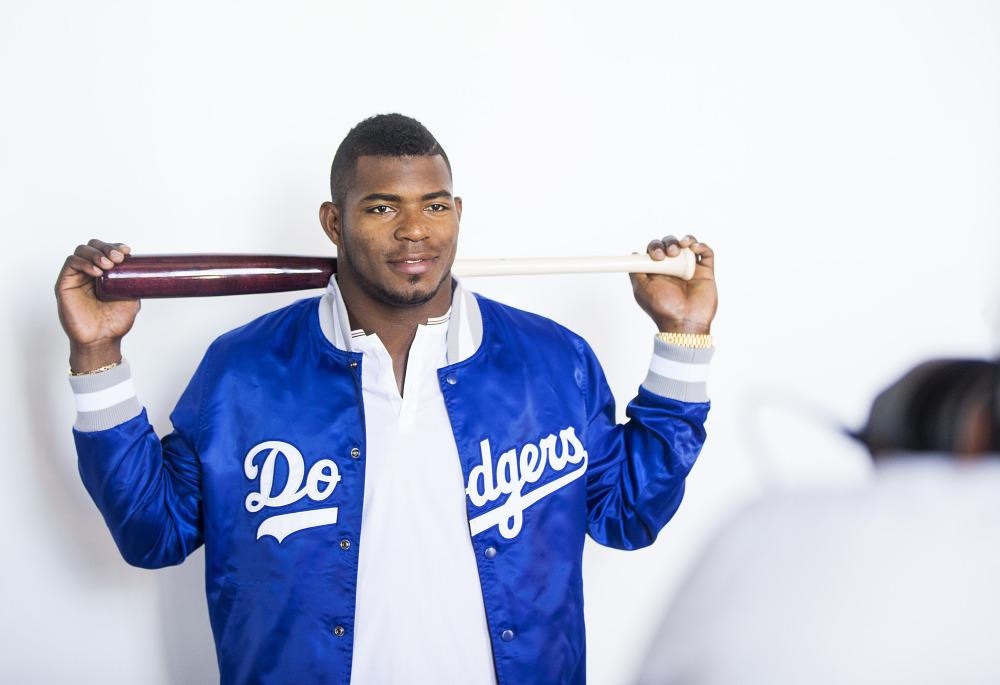 Baseball Badass: Yasiel Puig