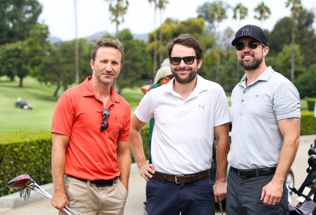 EXCLUSIVE - XXX participates in a tournament at the 15th Emmys Golf Classic, presented by the Television Academy Foundation on Monday, Sept. 8, 2014, at the Wilshire Country Club in Los Angeles. (Photo by Colin Young-Wolff/Invision for the Television Academy/AP Images)
