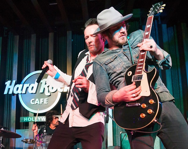 Scott Weiland's Exclusive Hollywood Listening Party