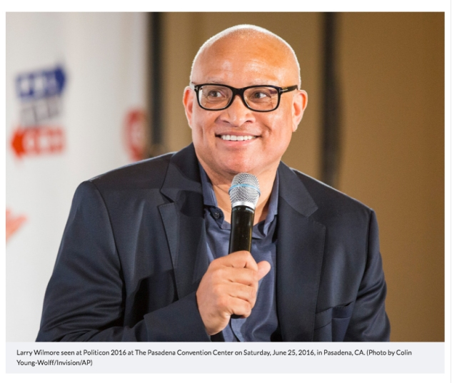 A. LarryWilmore
